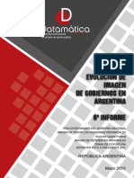 Datamática, Argentina 2010