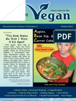 American Vegan Newsletter [Winter 2012]