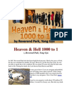 Heaven & Hell 1000 to 1