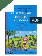 Sécurité Routière Le Cycliste Ecole CE1 CE2 CM1 CM2 Istra