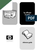 Hp Officejet d145 Manual