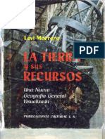 Levi Marrero La Tierra y Sus Recursos Indice y Caps 1 8