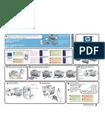 HP Officejet d145Windows Installation Poster 1