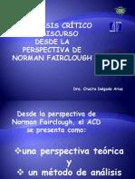 ACD. Fairclough.presentation 1