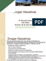 drogas vasoativas 1