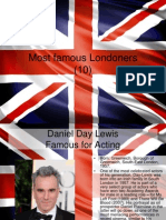 Most Famous Londoners