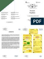 Documento Propedeutico