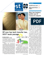 DOST Digest April 2010 Issue