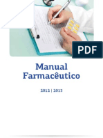 Manual Farmaceutico Oswaldo Cruz 2012 2013