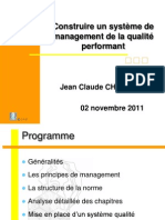 Formation ISO 9001- V2008