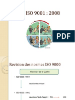 CFA Descartes - IsO 9001 Version 2008