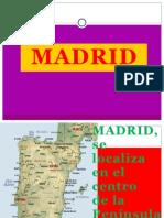 Presentacion de Madrid