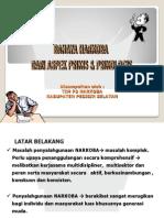 Bahaya Narkoba Dari Aspek Psikis & Psikologis