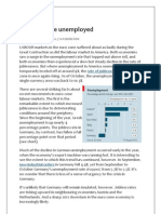 armies of the unemployed