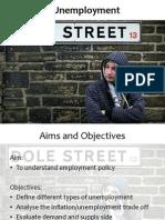 unemployment as economics unit 2 lesson 2