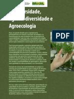 Biodiversidade Agrobiodiversidade e Agroecologia