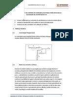 Informe Tacometro Modificado y Terminado