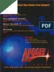 Apogee Catalog