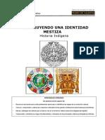 Gui¦üa N-¦ 6 Construyendo una Identidad Mestiza Historia Indigena