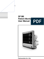 SP M8 User Manual
