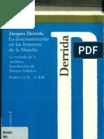 Jacques Derrida - La retirada de la metáfora.pdf