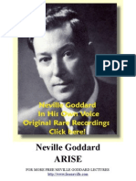 Neville Goddard PDF - ARISE