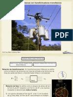 T04- Conexiones trifásicas con transformadores monofásicos