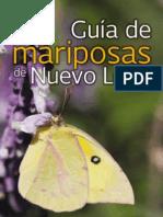 109600204 Guia de Mariposas de Nuevo Leon