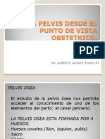 La Pelvis Desde El Punto de Vista Obstetrico