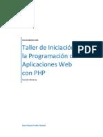 Introducción al Desarrollo Web (Guía de referencia)