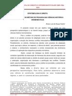 Alvaro Ciarlini Epistemologia