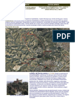 Ruta Castelldefels-Castell Eramprunya