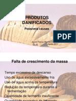 produtos panificados