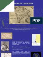 Cartografia y Geodesia Hudson