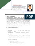 Curriculum Emilio INEI