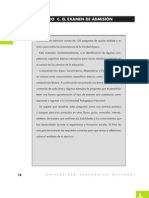 Anexo c Guia Examen Admision Convocatoria 2013