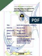 Monografía - Bases Biológicas del Psiquismo Humano.doc
