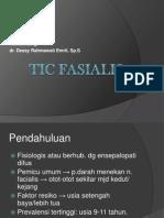 Tic Fasialis