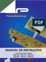 Manual BWG10A Bvadorarastemp La