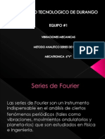 Metodo Analitico Series de Fourier