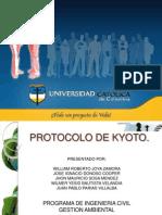 Presentacion Protocolo Kyoto 2012