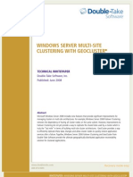 Windowsserver Geocluster Td