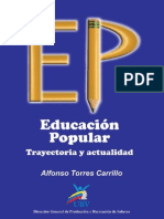Educacion Popular (Alfonso Torres)