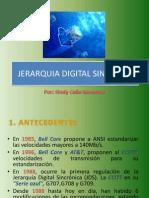 Jerarquia Digital Sincrona