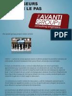 Investisseurs franchir le pas | the avanti group project news review