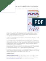 Biosíntesis de proteínas Sintético proceso