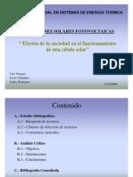 Efectos Suciedad Celula Fv. 131208