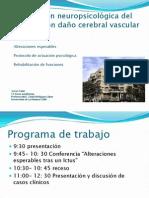 Evaluación neuropsicológica del paciente con daño cerebral vascular.pptx