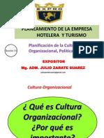 Sesion 14 La Planificacion de La Cultura