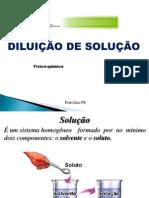 Apresentação diluição de solução (2) Versão Viviane